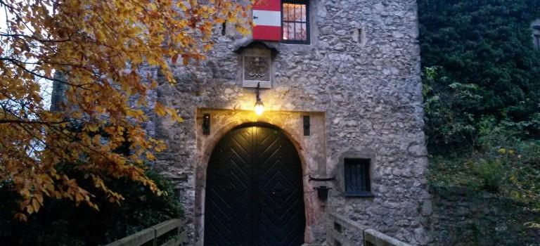 Burgbesichtigung Marquartstein – 29.10.2015