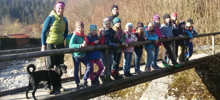 Wanderung/Oberwössen/Brem – Wössner See – 17.03.16