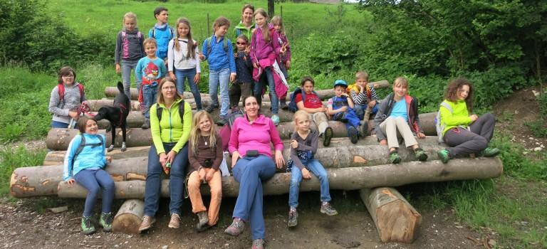 Steinbruch in Staudach – 02.06.2016