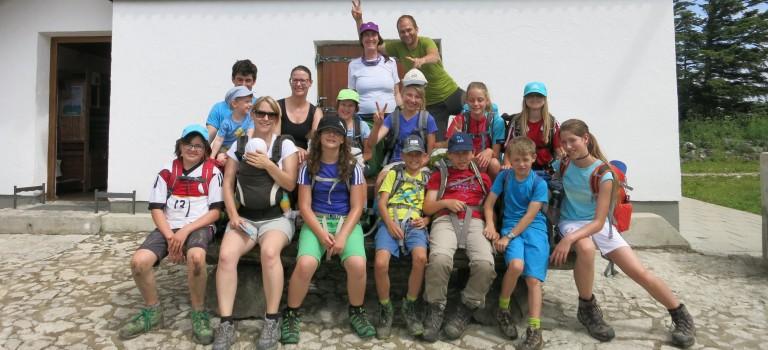 Kampenwandhütte – 22./23.07.16