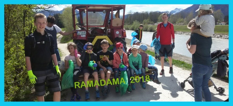 RAMADAMA – 13.04.2018